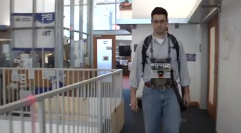 Sistem Pemetaan Ruang Secara Langsung Dengan Kinect