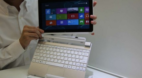 Acer Iconia W510 Microsoft Windows 8