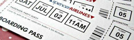 Hentikan Kebiasaan Unggah Tiket Pesawat ke Sosmed, Ini Bahayanya!