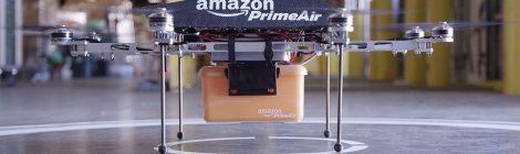 Prime Air, Drone Pengantar Barang Milik Amazon