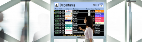 enal Flight Information System