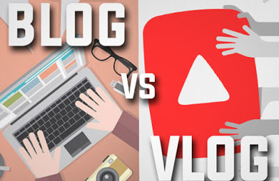 vlog vs blog