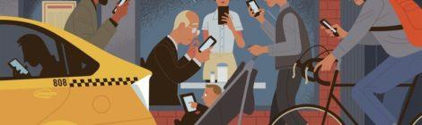 5 dampak serius dari smartphone